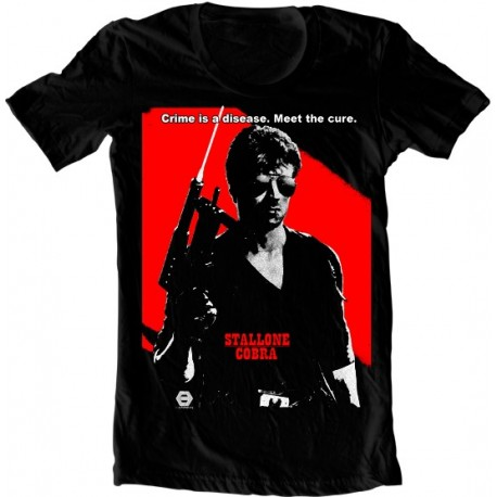 "T-Shirt du film ""Cobra"""