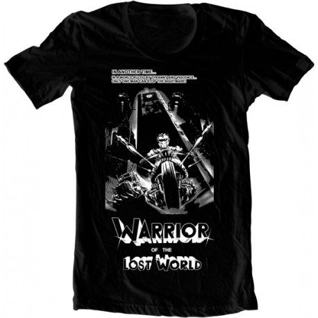 "T-Shirt du film ""Warrior Of The Lost World"""