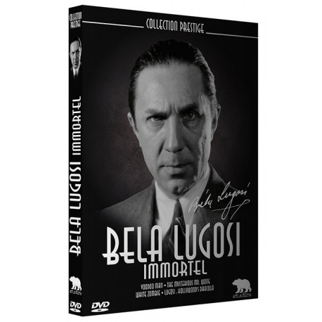 Coffret Bela Lugosi Immortel